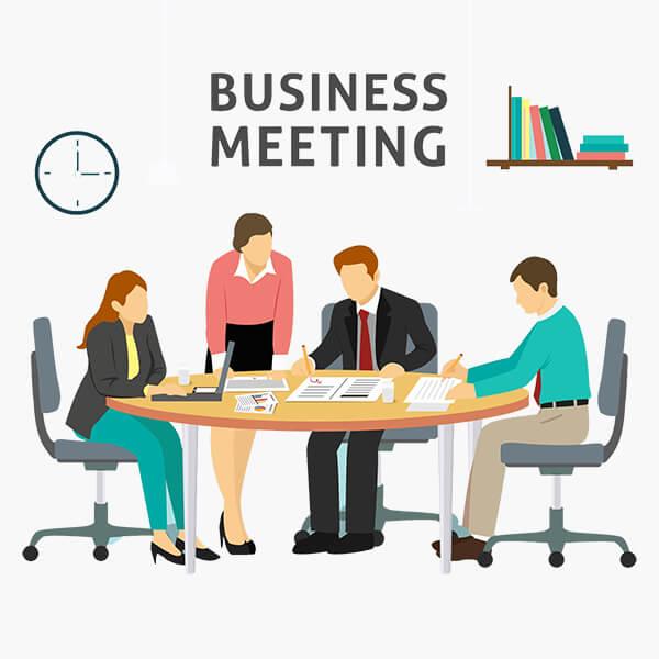 Business Meetings